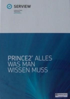 PRINCE2 alles was man wissen muss