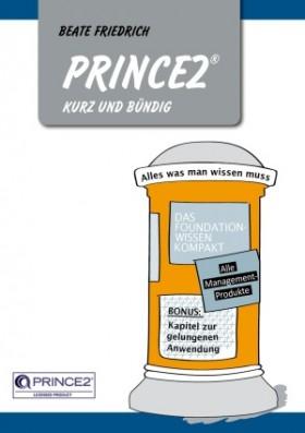 Buch - PRINCE2 kurz und bündig