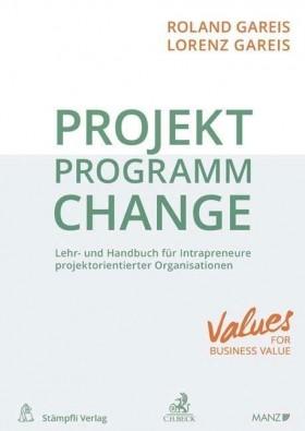 Buch - Projekt. Programm. Change.