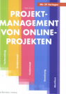 Buch - Projektmanagement von Online-Projekten