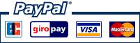 Zahlungsarten / Paypal
